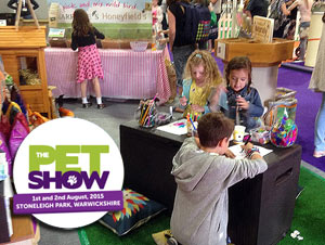 Marriage's Visit The Pet Show 2015