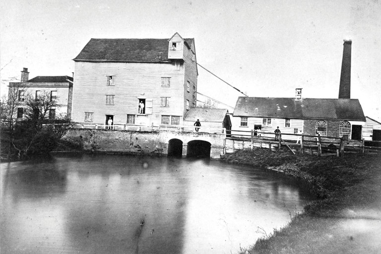 The original mill Broomfield, Essex