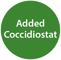Added Coccidiostat
