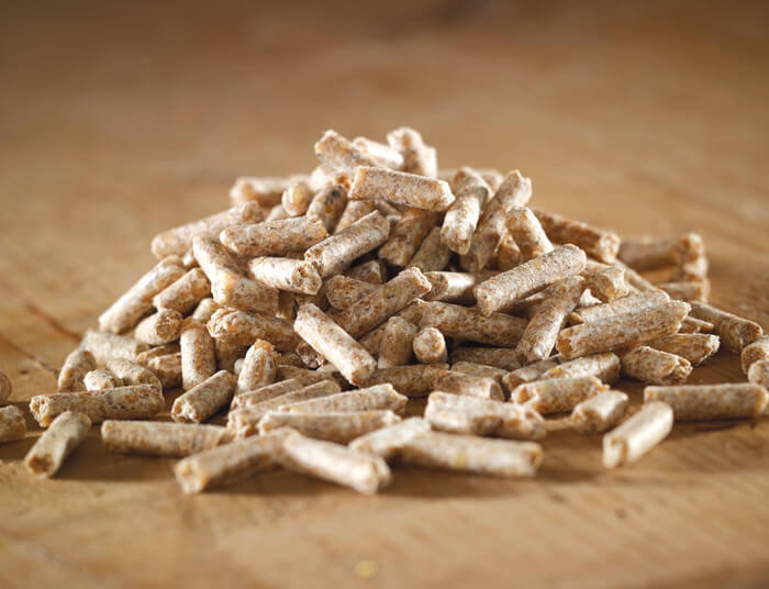 Organic Turkey Finisher Pellets