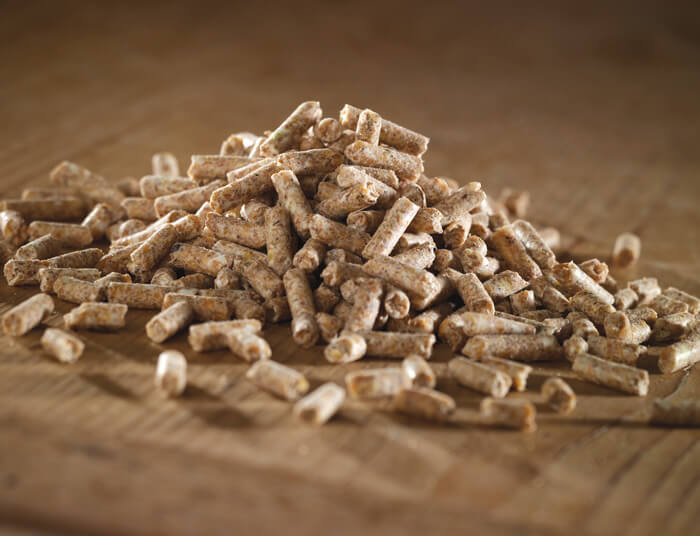 Organic Turkey Grower Pellets